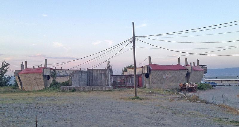 Ossuarium Albanese Partizanen