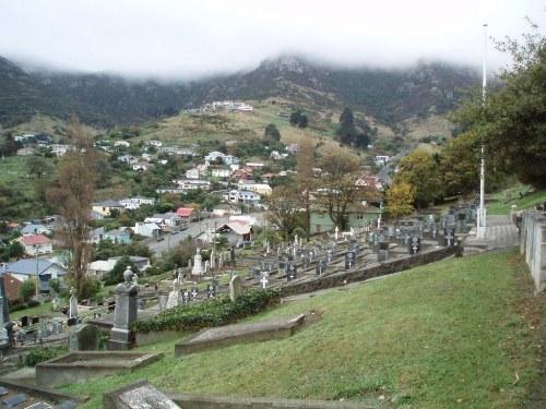 Oorlogsgraven van het Gemenebest Lyttelton Cemetery