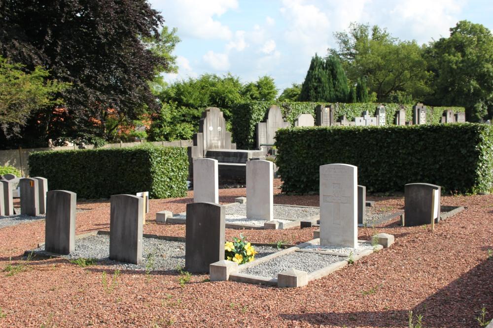 Commonwealth War Graves Ohain
