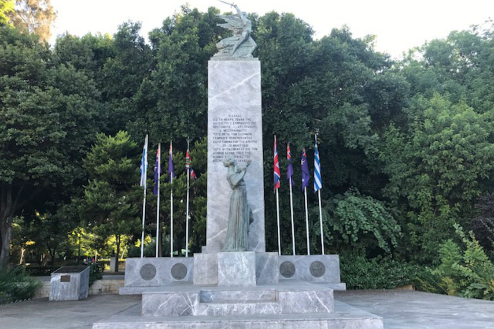 Memorial Battle of Crete