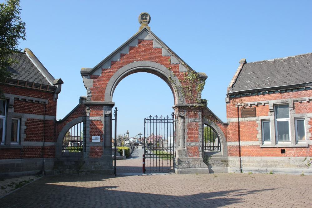 Gemeentelijke Begraafplaats Ruisbroek