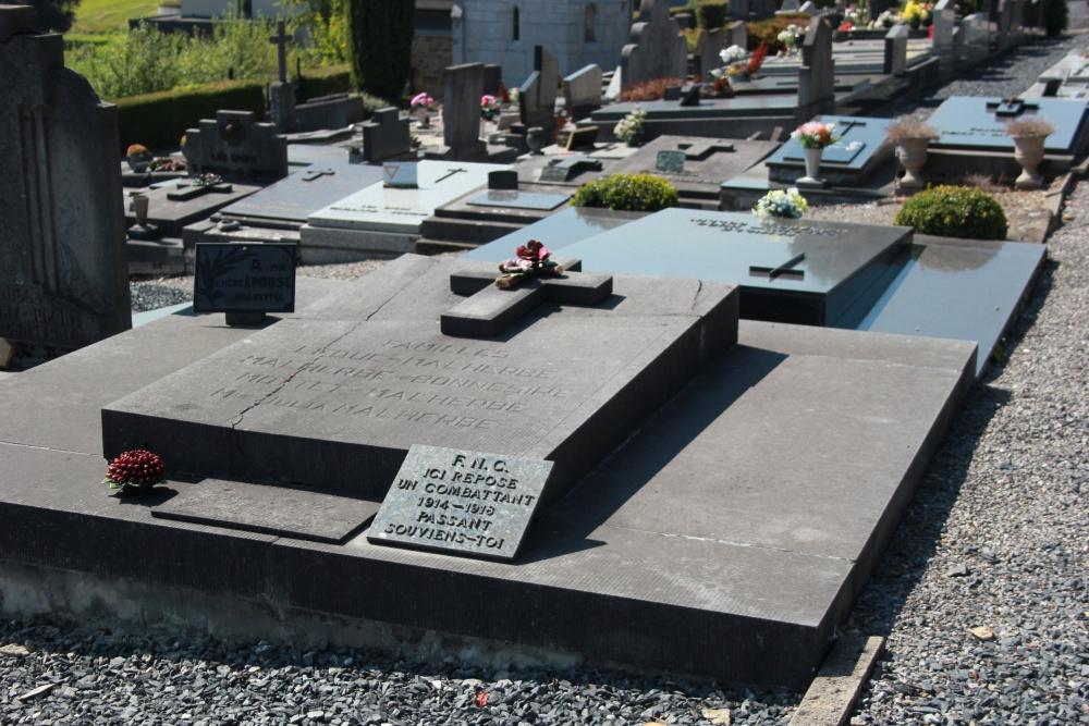 Graven Oudstrijders Trois-Ponts