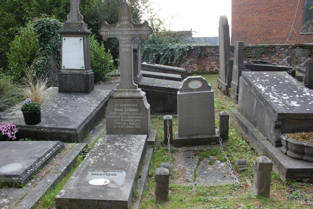 Veteran War Graves Churchyard Baulers