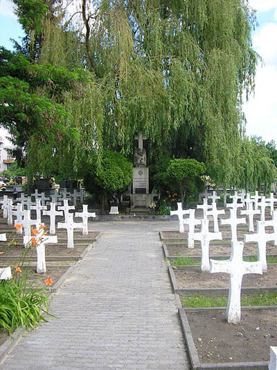 Polish War Graves Szydlowiec