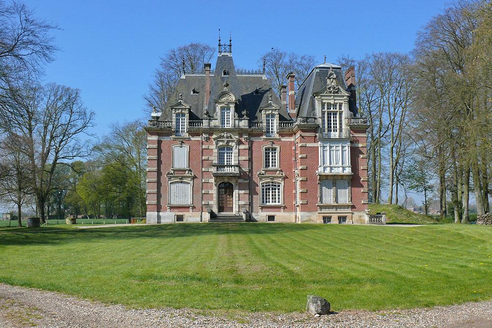 Château de Sarcus