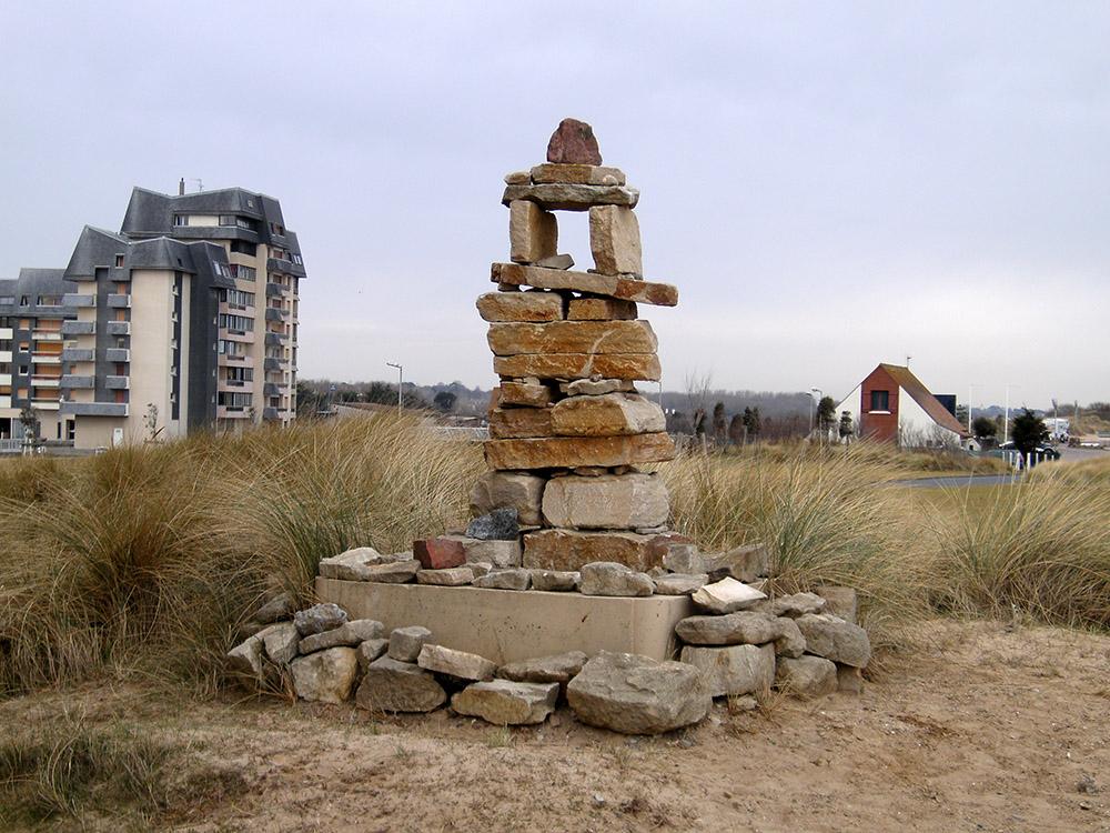 Inukshuk Memorial