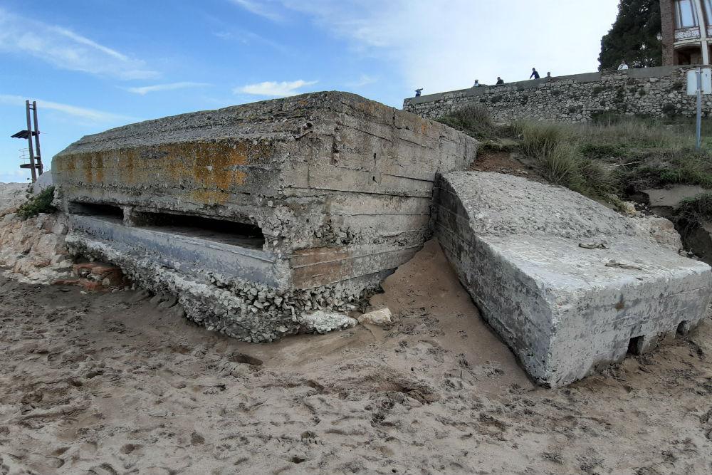 Bunker Gutierrez Line