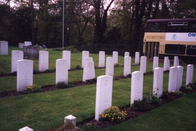 Commonwealth War Graves Chester General Cemetery