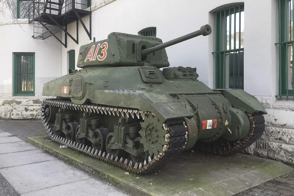 RAM Mk. II Tank