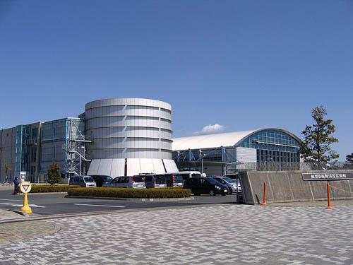 JASDF Hamamatsu Luchtbasis Exhibitie Centrum