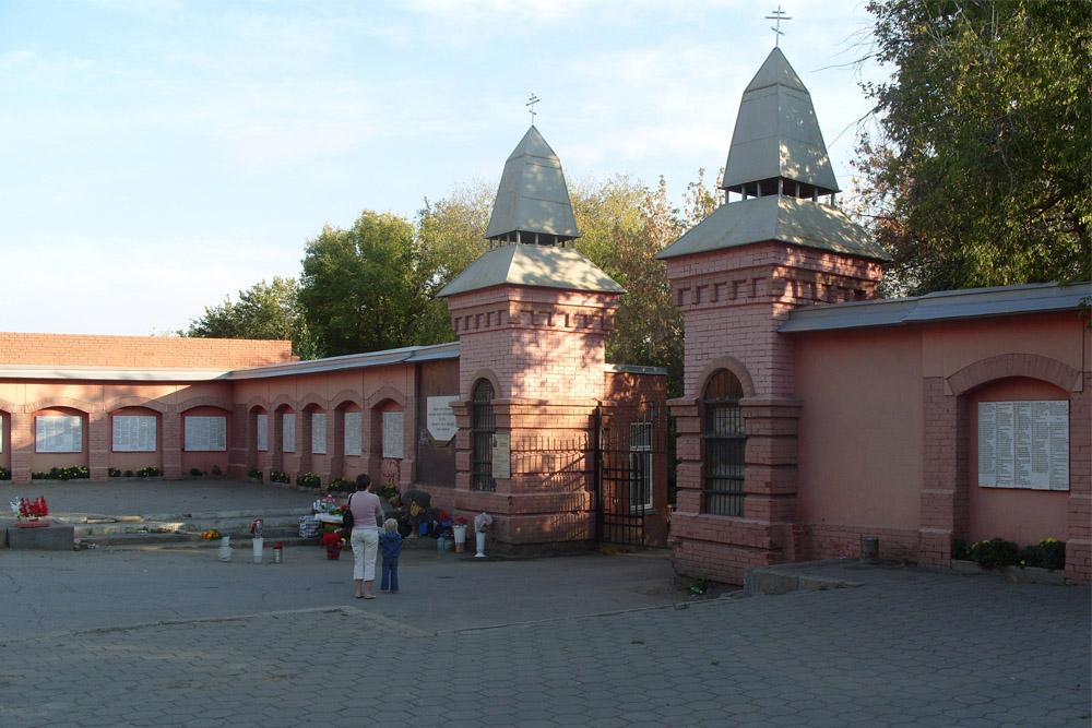 Massagraf Hongaarse Krijgsgevangenen