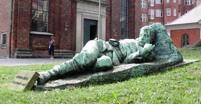 Memorial Danish Unknown Soldier