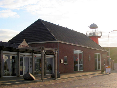 Polderhuis Westkapelle, Dyke and Warmuseum
