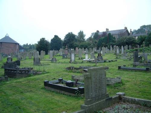 Commonwealth War Graves Bethesda Baptist Chapelyard