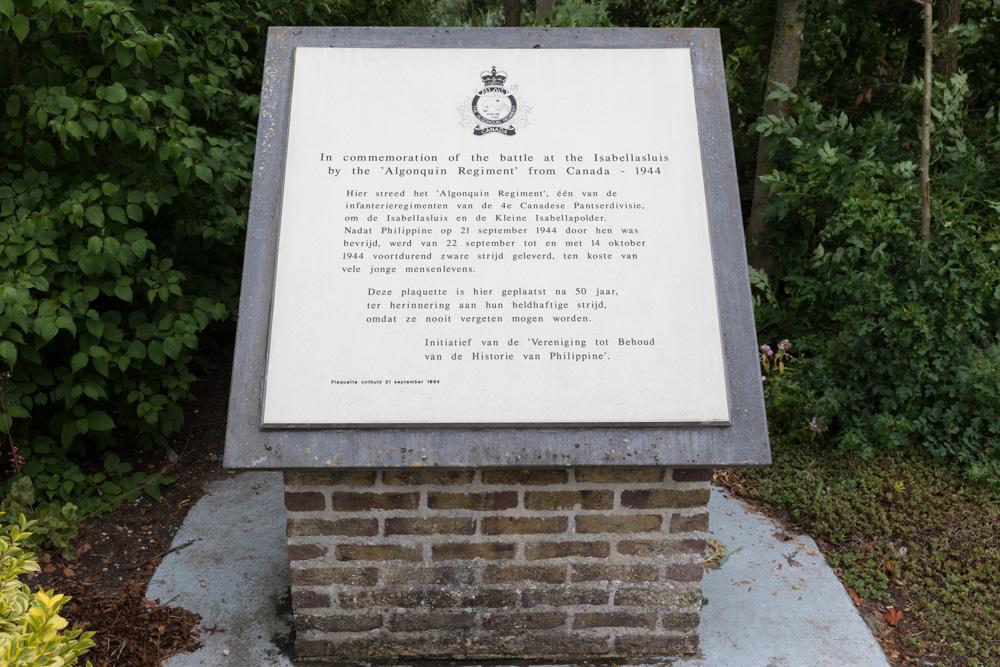 Monument voor de