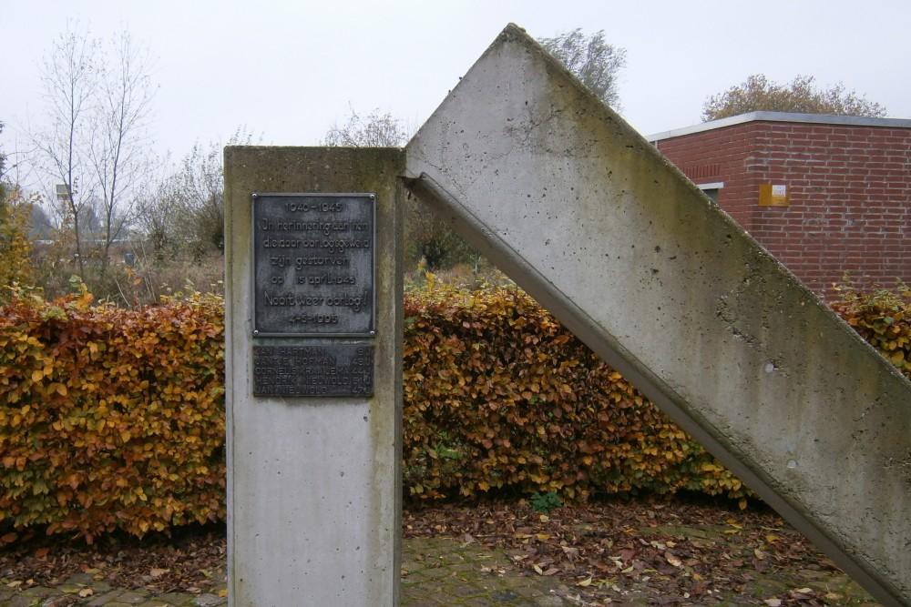 War Memorial 't Waar