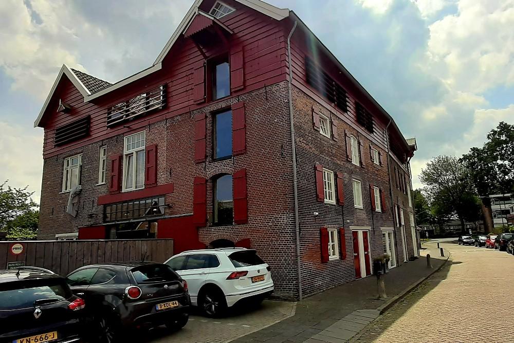 Voormalig Distributiekantoor & Onderduikadres Oosterhout