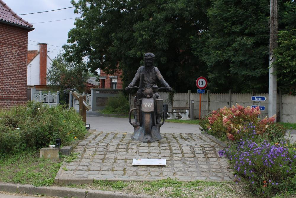 Memorial The Liberation La Glanerie