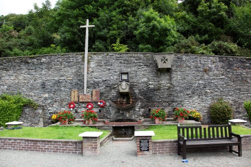 War Memorial Lonan and Laxey