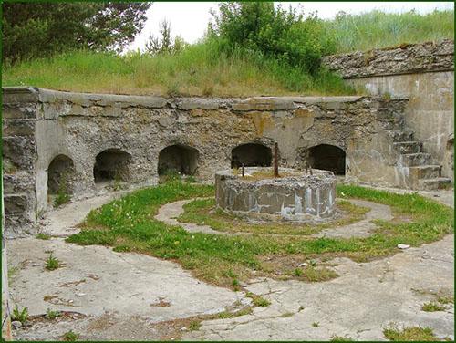 Festung Libau - Noordelijke Fort