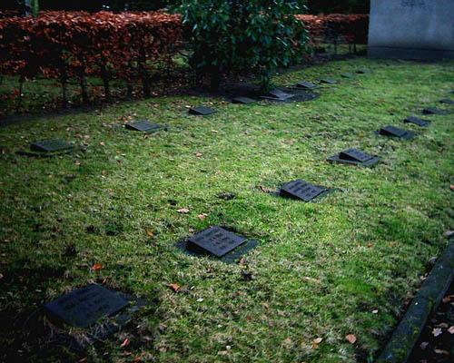 German War Graves Weißensee