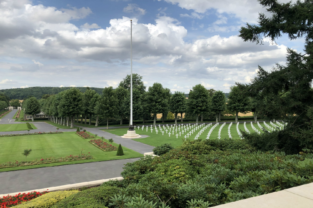 Aisne-Marne American War Cemetery