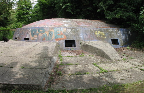 Maginot Line - Casemate Strasbourg (A)