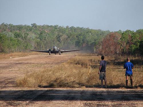 Coomalie Creek Airfield