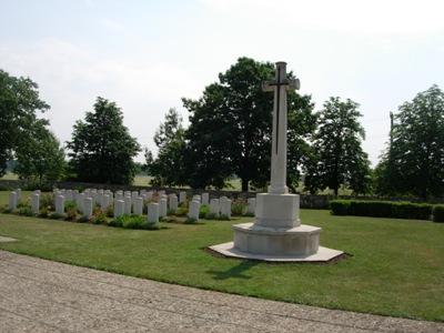 Oorlogsbegraafplaats van het Gemenebest Boekarest
