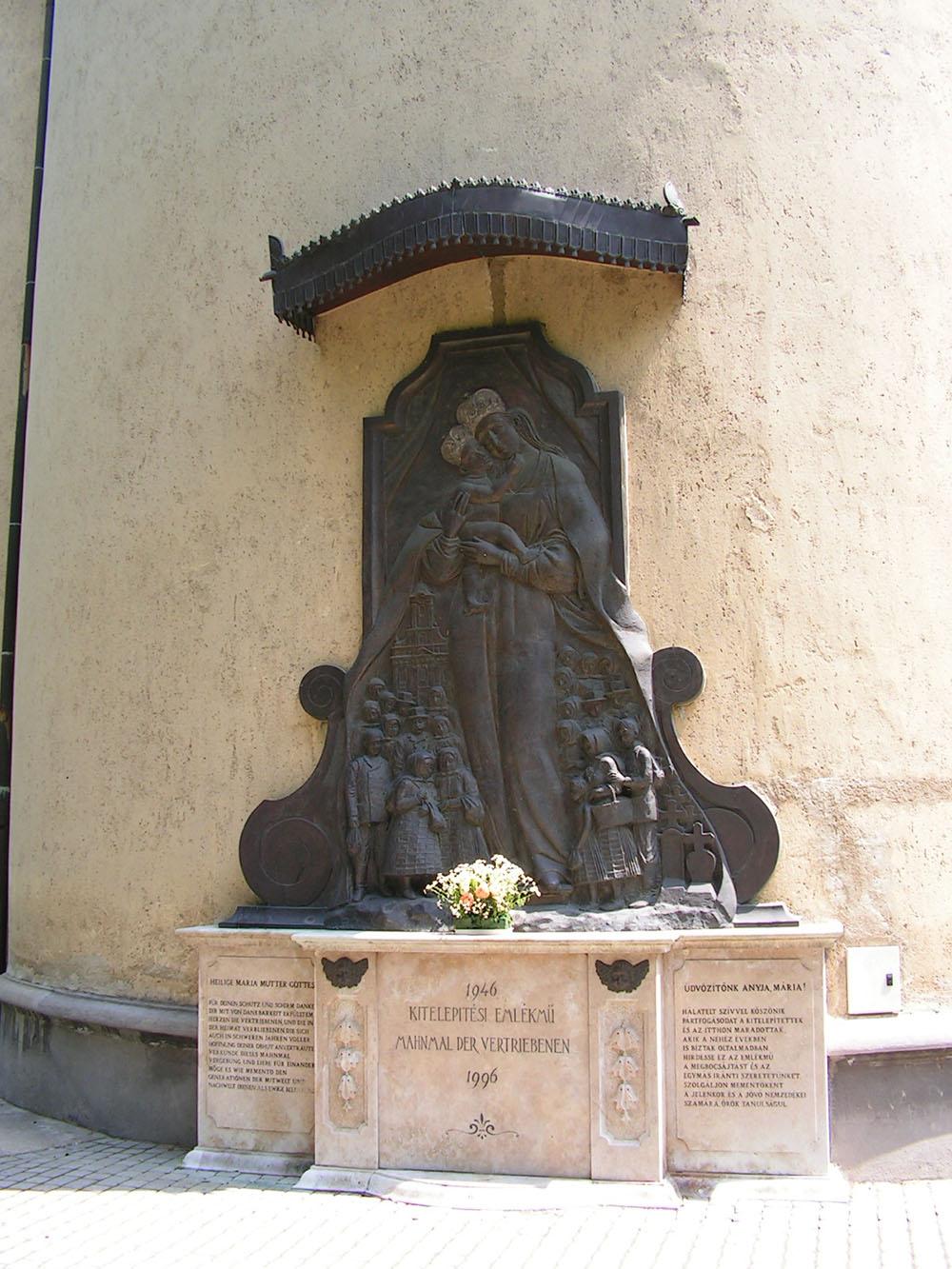 Memorial Ethnic Germans Solymar