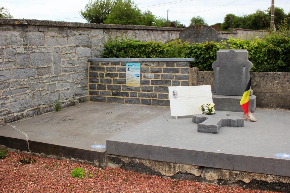 Oorlogsgraven van het Gemenebest Boussu-lez-Walcourt
