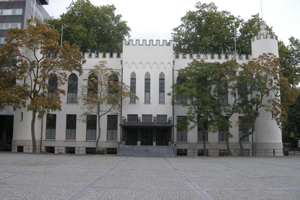 City Hall Tilburg
