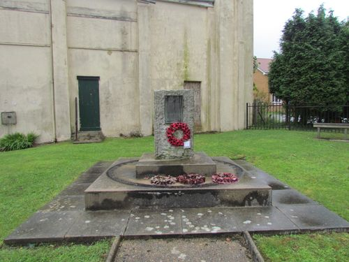 Monument 'Royal Air Force Station' Hawkinge