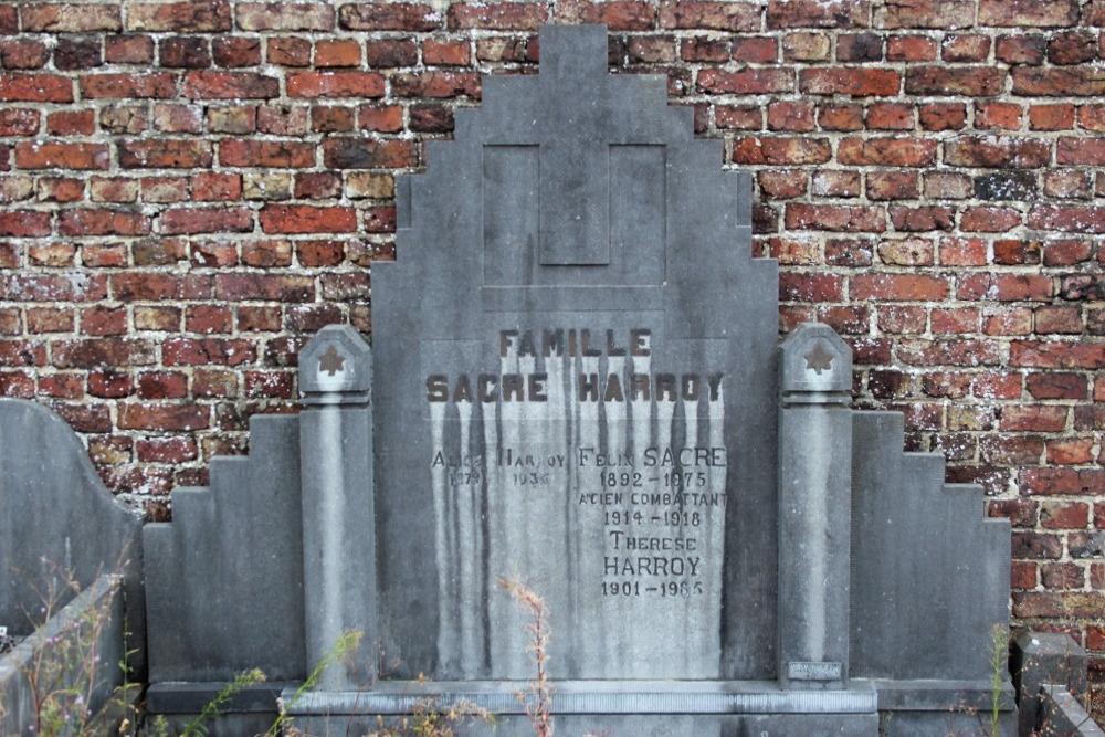 Veteran War Graves Burdinne