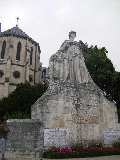 Oorlogsmonument Pau