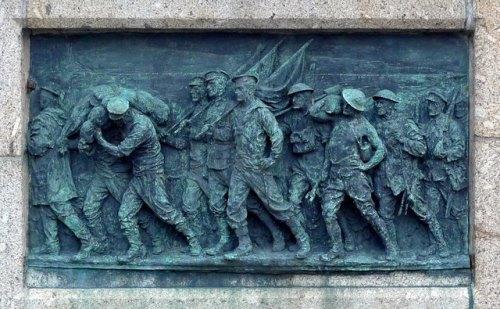 Oorlogsmonument Newlyn