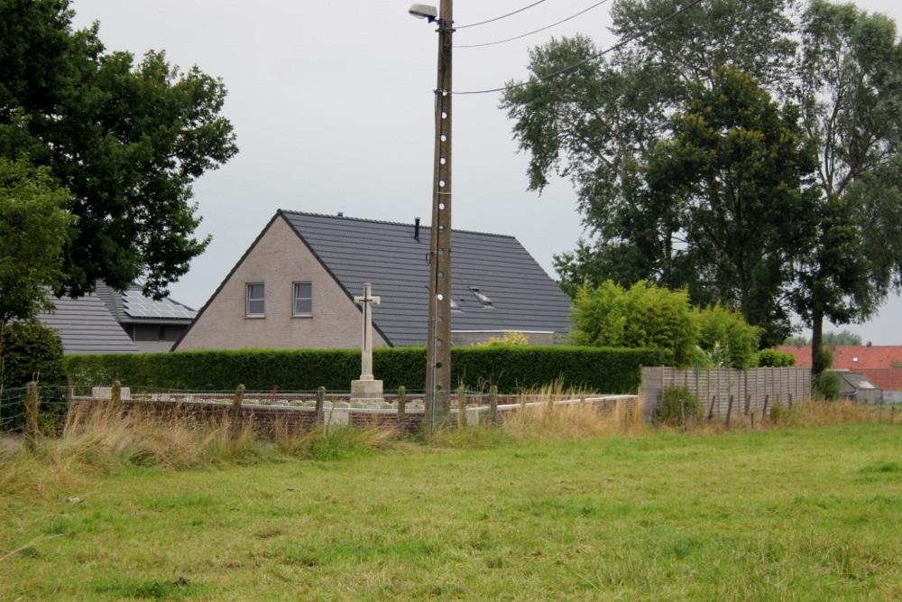 Oorlogsbegraafplaats van het Gemenebest Ingoyghem