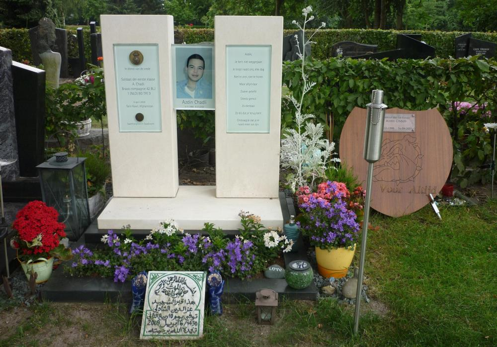 Nederlands Oorlogsgraf Algemene Begraafplaats Uden