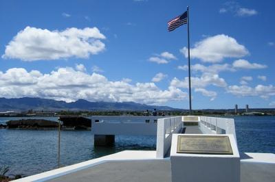 Memorial U.S.S. Utah