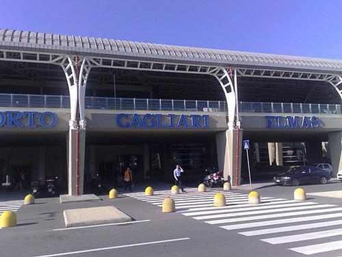 Luchthaven Cagliari Elmas