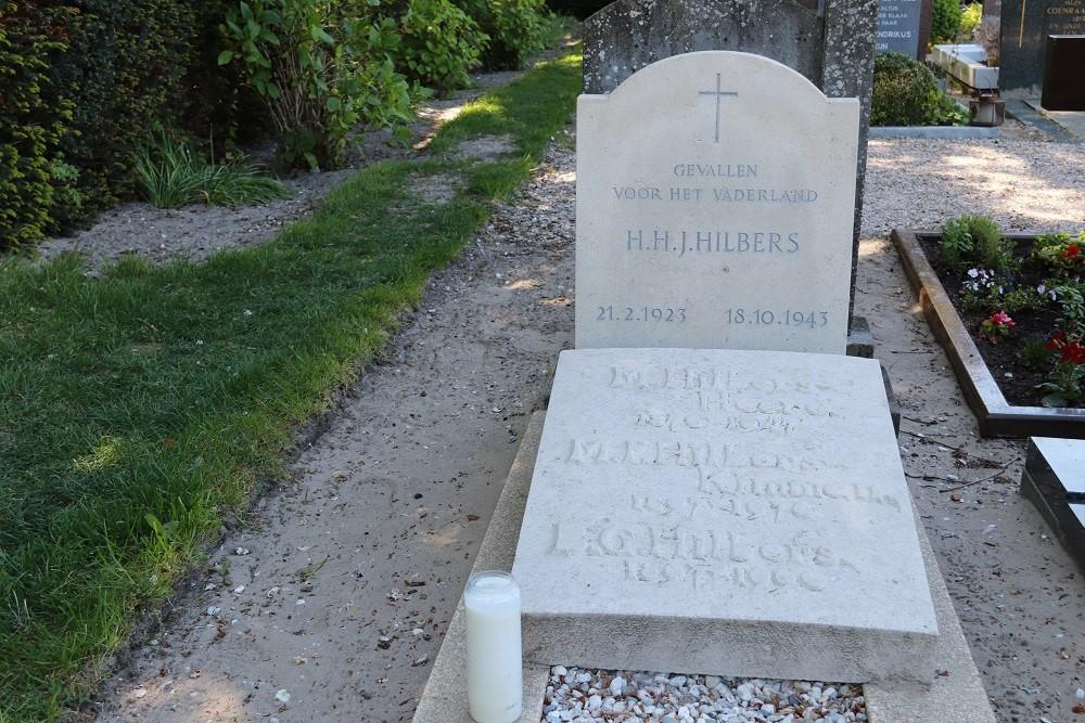 Dutch War Graves R.C. Cemetery Wimmenum
