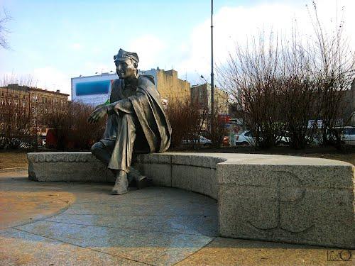 Monument Aleksander Kaminski