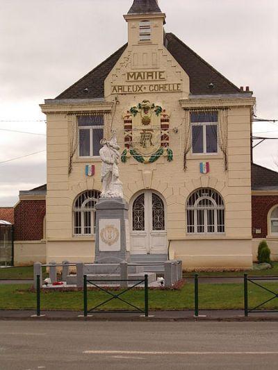 War Memorial Arleux-en-Gohelle