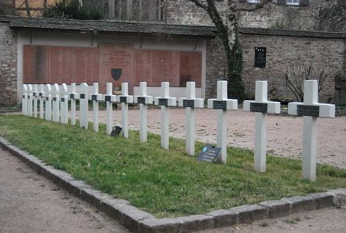 French War Cemetery Kaysersberg