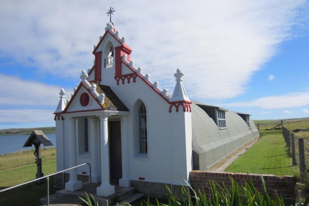 Italian Chapel Lamb Holm