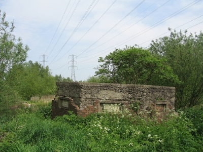 Pillbox FW3/24 Cheshunt