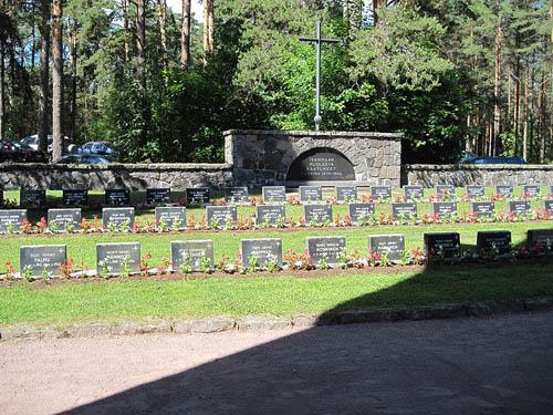 Finse Oorlogsgraven Köyliö
