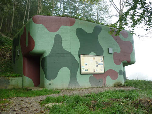 Artillery Fortress Ebersberg (A5438)