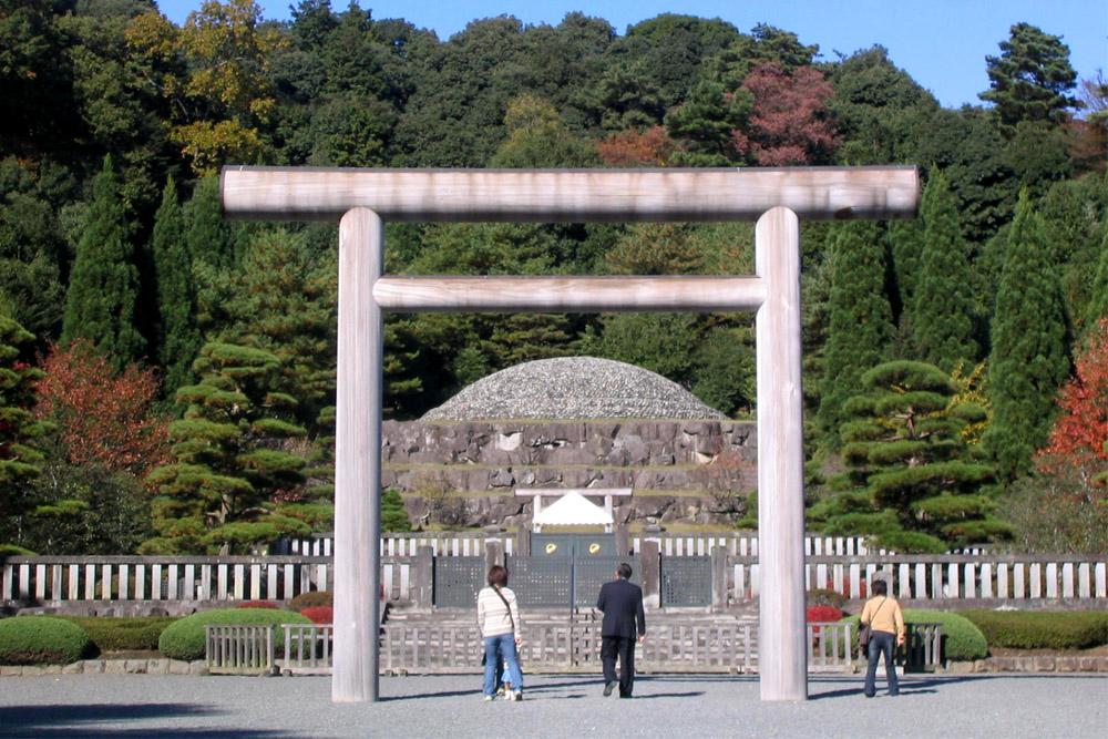 Mausoleum of Emperor Showa