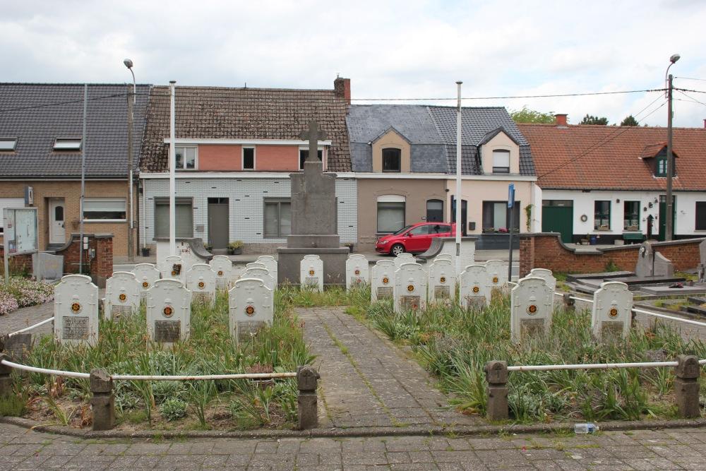 Graves Veterans Bossuit